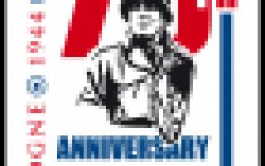 Logo 75ème anniversaire de la Bataille des Ardennes