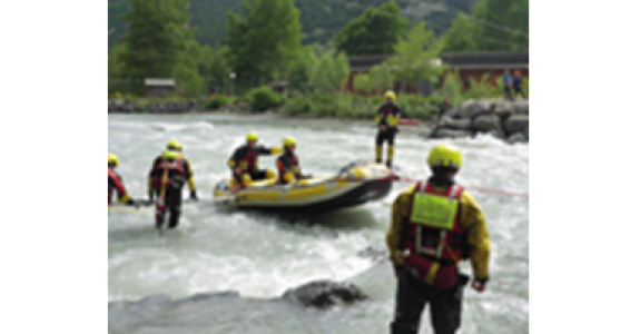 Inondation flood rescue